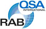 Accreditation QSA International RAB