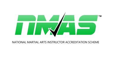 NMAS logo green