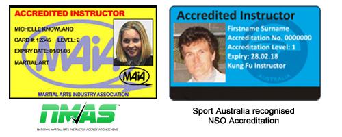 Instructor Accreditation - Martial Arts Industry Association ...